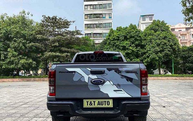 Xe Ford Ranger sản xuất 2020, màu xám, nhập khẩu còn mới3
