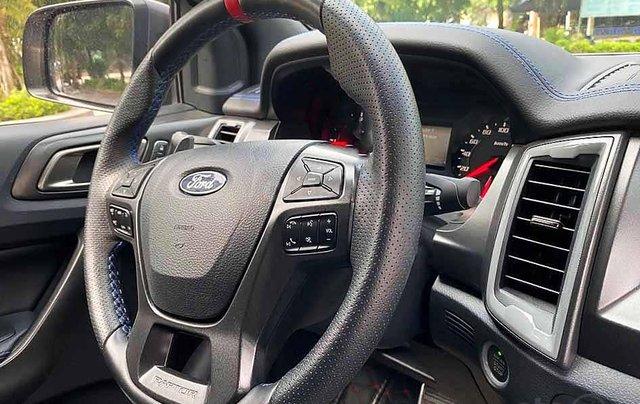 Xe Ford Ranger sản xuất 2020, màu xám, nhập khẩu còn mới4