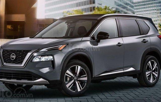 Nissan X-Trail thế hệ 4 sắp về Việt Nam?12