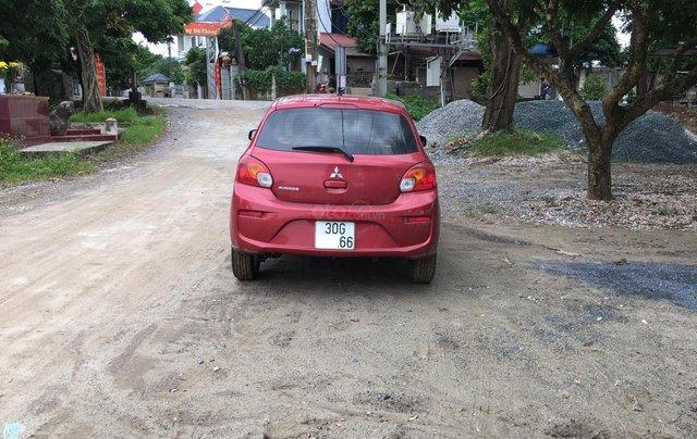 Cần bán xe Mitsubishi Mirage 2019, màu đỏ, nhập khẩu chính hãng1