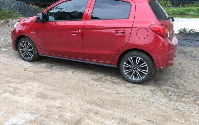 Cần bán xe Mitsubishi Mirage 2019, màu đỏ, nhập khẩu chính hãng2