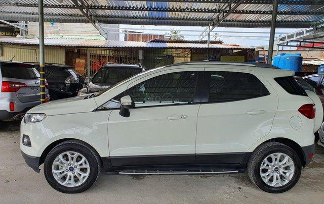 Cần bán xe Ford Ecosport bản 1.5 Titanium, màu trắng, SX năm 20152