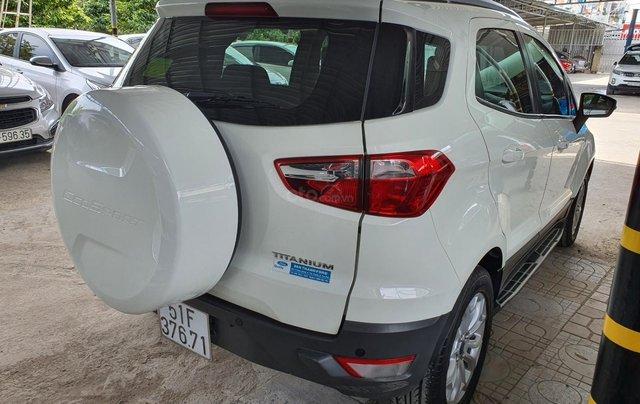 Cần bán xe Ford Ecosport bản 1.5 Titanium, màu trắng, SX năm 20153