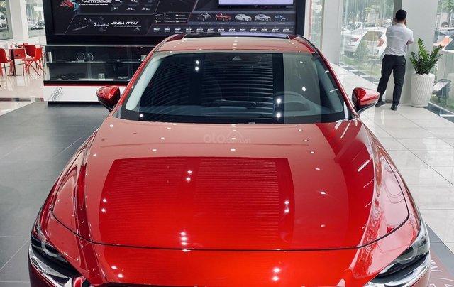 [TPHCM] All New Mazda 3 - giảm 50% phí trước bạ - hỗ trợ vay lên đến 80%0