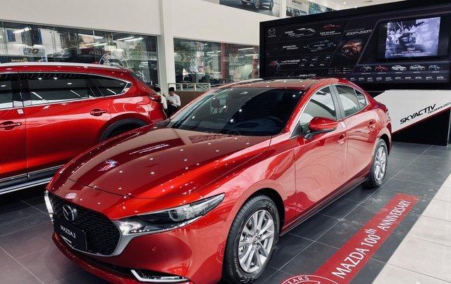 [TPHCM] All New Mazda 3 - giảm 50% phí trước bạ - hỗ trợ vay lên đến 80%1