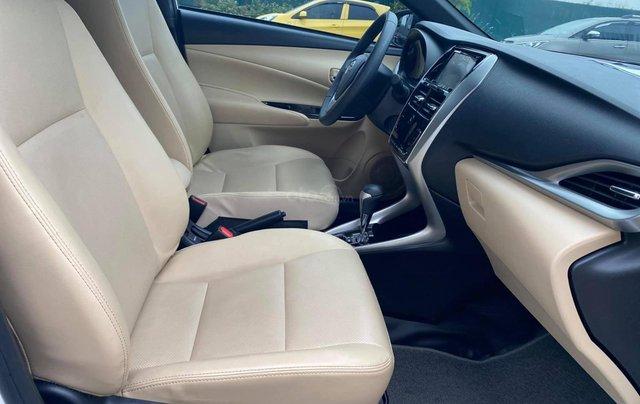 Bán xe Toyota Yaris đời 2019, màu trắng2