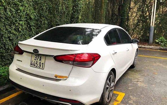 Bán Kia Cerato sản xuất năm 2018, màu trắng còn mới0