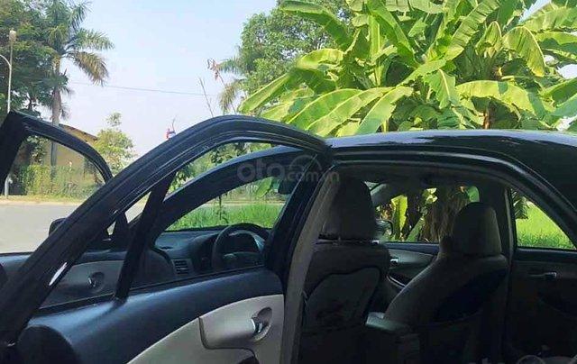 Cần bán Toyota Corolla Altis năm sản xuất 2010, màu đen còn mới, giá chỉ 399 triệu1