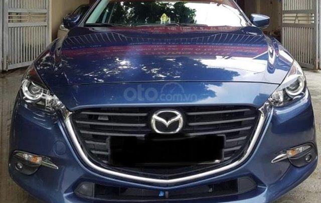 Bán Mazda 3 2018, xe tư nhân0