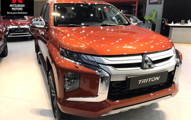 Triton AT new 2021 giá 630 triệu0