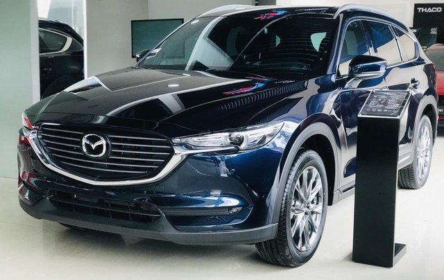 [Mazda Thảo Điền] Bán Mazda CX-8 Luxury giá cực đẹp gọi ngay để nhận thông tin khuyến mãi0