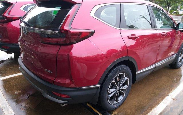 Honda Ôtô Thanh Hóa, giao ngay Honda CRV 1.5L màu đỏ, đời 2020, khuyến mại 100% phí trước bạ3