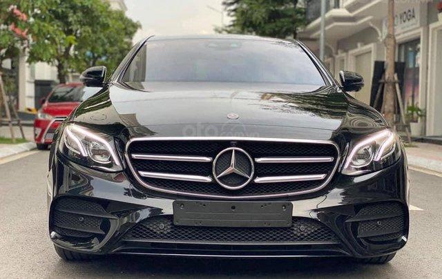 Bán xe Mercedes E300 AMG SX 2020, ĐKLĐ 16/10/2020, tư nhân1