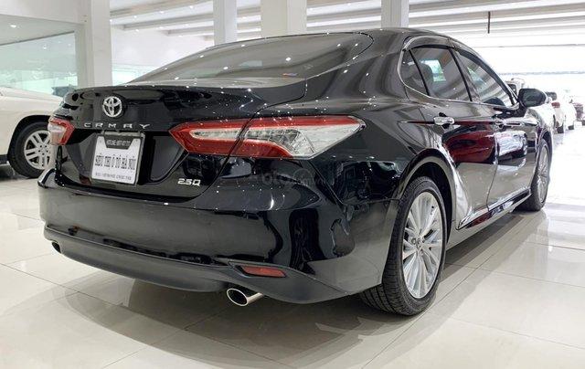 Bán xe Camry 2.5Q 2019, 8.000km, siêu đẹp, trả góp chỉ 430 triệu4