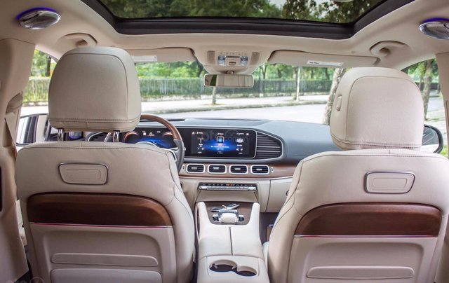 Bán xe Mercedes GLS 450 nhập Mỹ full option giao ngay14