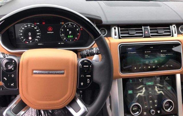 Bán xe RangeRover LWB 3.0 P400 20217