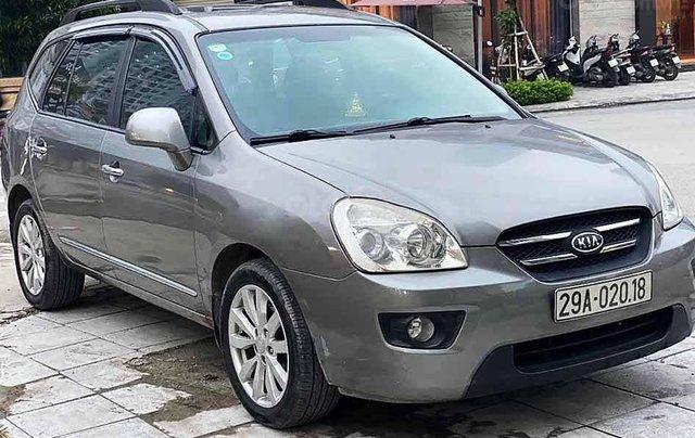 Bán ô tô Kia Carens sản xuất năm 2011, màu xám còn mới0