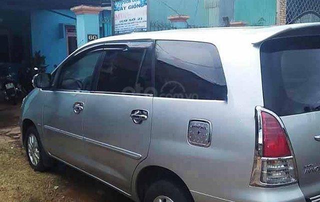 Bán ô tô Toyota Innova sản xuất năm 2009, màu bạc còn mới3