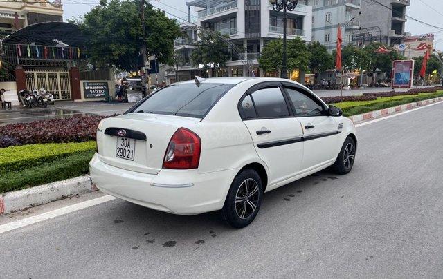 Hyundai Verna 2008 nhập khẩu trực tiếp4
