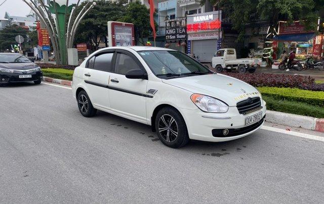 Hyundai Verna 2008 nhập khẩu trực tiếp8
