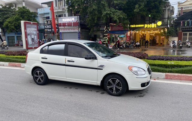 Hyundai Verna 2008 nhập khẩu trực tiếp11