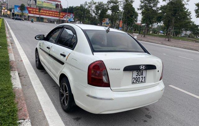 Hyundai Verna 2008 nhập khẩu trực tiếp13