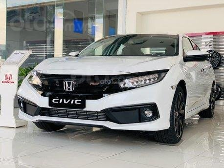 [Duy nhất tháng 11] Honda Civic khuyến mại cực hấp dẫn, hỗ trợ Bank 80% giá trị xe, trả trước 300 triệu nhận xe ngay0