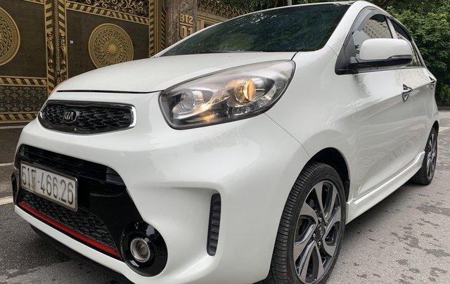 Bán xe Kia Morning Si 2017 số sàn10