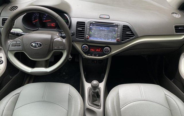 Bán xe Kia Morning Si 2017 số sàn14