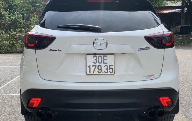 Mazda CX-5 2.0AT Sport 2016 cực đẹp và nhiều đồ chơi6