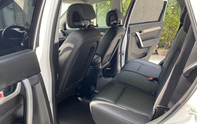 Cần bán lại xe Chevrolet Captiva năm sản xuất 2017, màu trắng chính chủ9