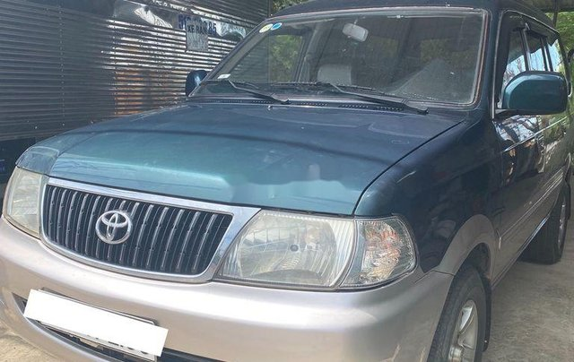 Bán ô tô Toyota Zace năm 2004, xe một đời chủ giá ưu đãi2
