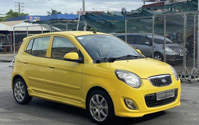 Bán xe Kia Morning sản xuất năm 2011, giá tốt, xe một đời chủ giá mềm0