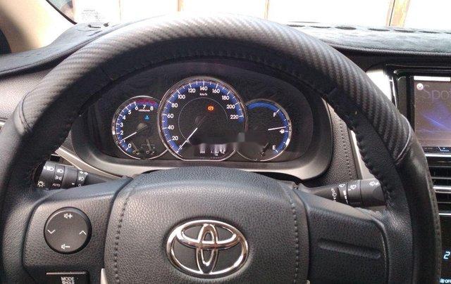 Bán ô tô Toyota Vios năm sản xuất 2019, màu đen  5