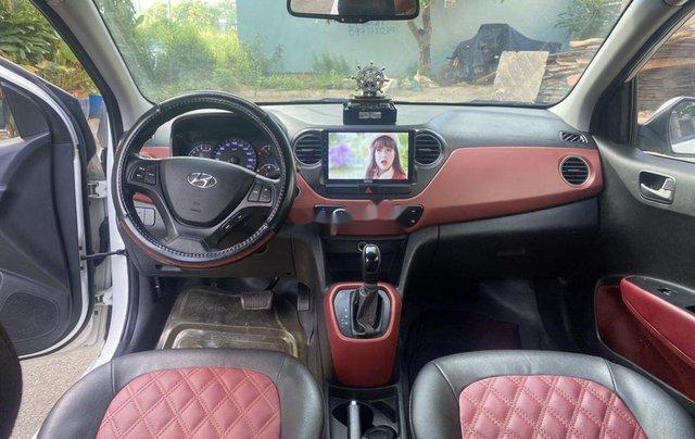 Bán nhanh chiếc Hyundai Grand i10 năm 2016, nhập khẩu, giá thấp4