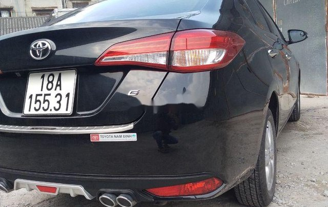 Bán ô tô Toyota Vios năm sản xuất 2019, màu đen  11
