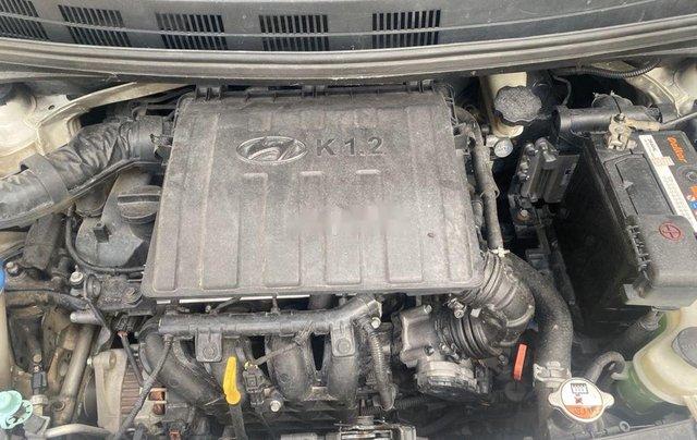 Bán nhanh chiếc Hyundai Grand i10 năm 2016, nhập khẩu, giá thấp6