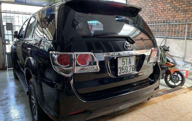 Cần bán lại xe Toyota Fortuner đời 2012, màu đen, nhập khẩu nguyên chiếc, giá chỉ 530 triệu2