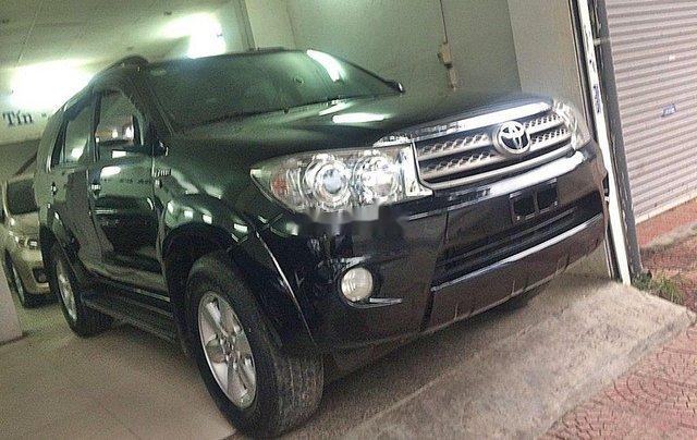 Cần bán Toyota Fortuner sản xuất 2011 còn mới0