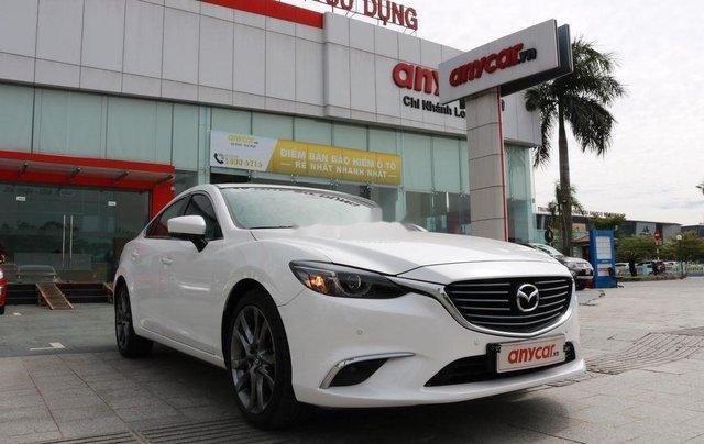 Cần bán xe Mazda 6 sản xuất 2018, xe chính chủ giá thấp, động cơ ổn định0
