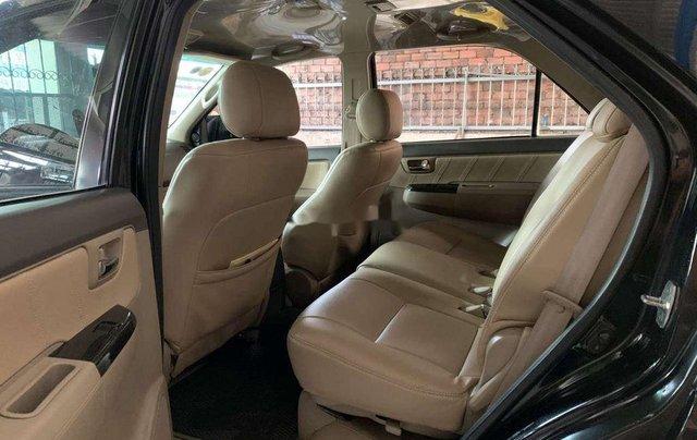 Cần bán lại xe Toyota Fortuner đời 2012, màu đen, nhập khẩu nguyên chiếc, giá chỉ 530 triệu7