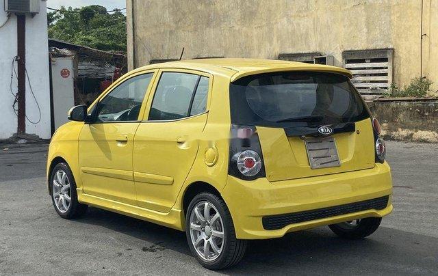 Bán xe Kia Morning sản xuất năm 2011, giá tốt, xe một đời chủ giá mềm3