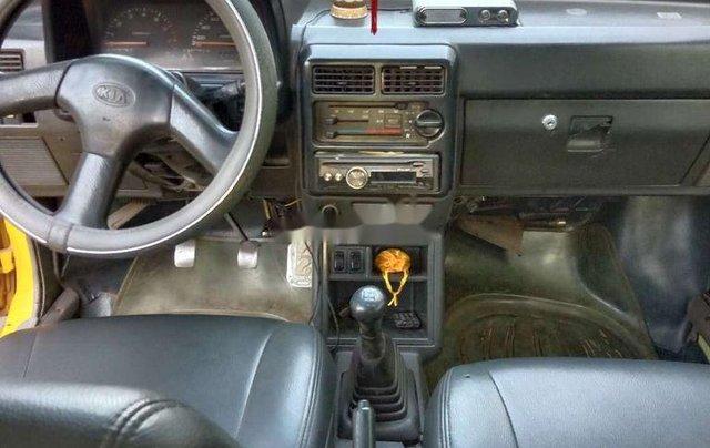 Bán lại xe Kia Pride sản xuất năm 1996, đăng kí lần đầu năm 2000, màu vàng3