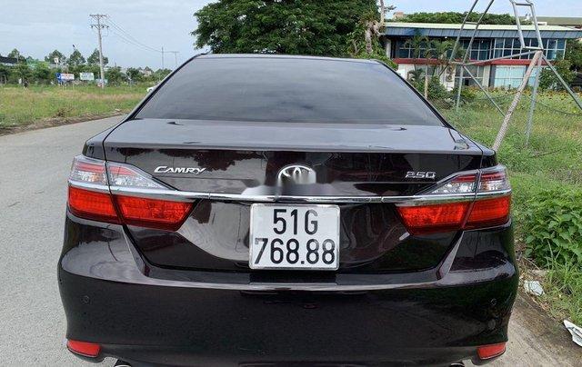Bán Toyota Camry sản xuất năm 2018, xe một đời chủ giá ưu đãi1
