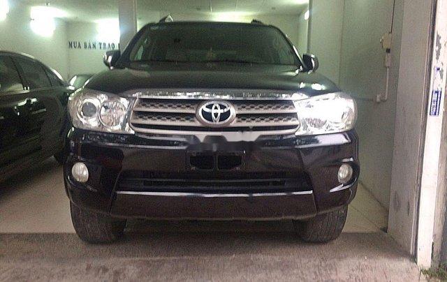 Cần bán Toyota Fortuner sản xuất 2011 còn mới1