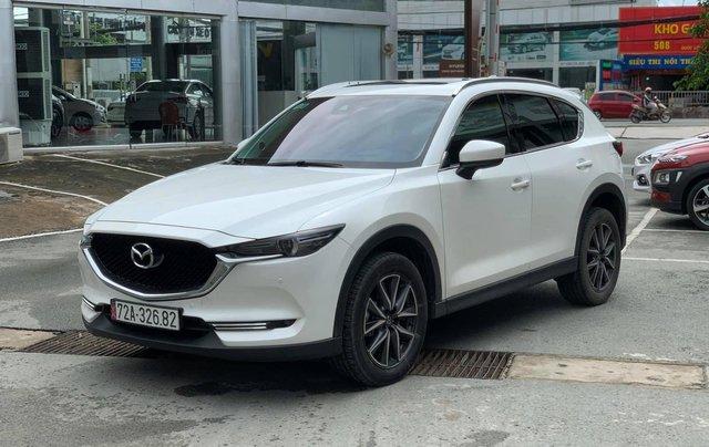 Cần bán Mazda 5 2.5AT đời 2019, màu trắng, giá chỉ 878 triệu2