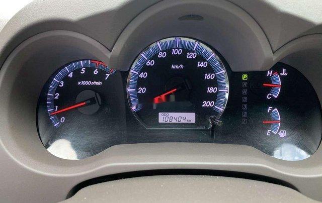 Cần bán lại xe Toyota Fortuner đời 2012, màu đen, nhập khẩu nguyên chiếc, giá chỉ 530 triệu6