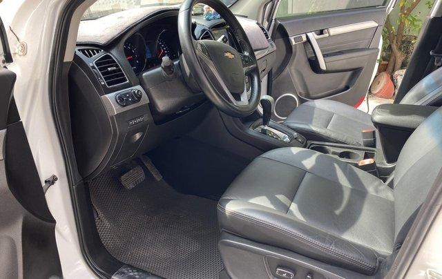 Cần bán lại xe Chevrolet Captiva năm sản xuất 2017, màu trắng chính chủ7