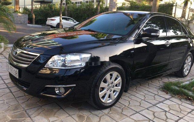 Chính chủ bán lại xe Toyota Camry sản xuất 2007, màu đen4