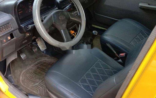 Bán lại xe Kia Pride sản xuất năm 1996, đăng kí lần đầu năm 2000, màu vàng5